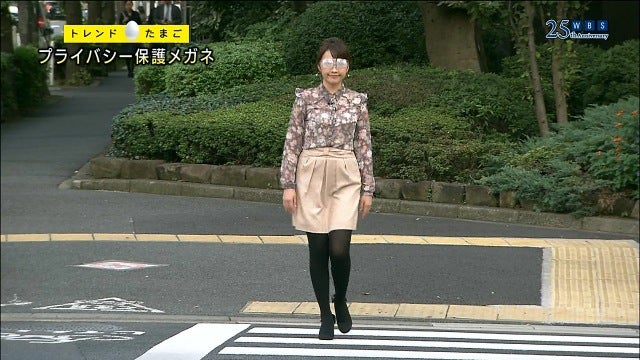"Japan's ""Privacy Visor"" Offers Internet Privacy and Incessant Giggles"