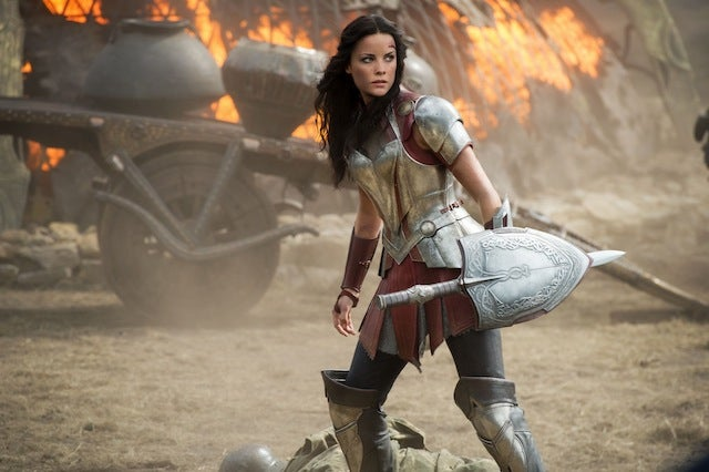 Jaimie Alexander's Sif will guest star on Agents of S.H.I.E.L.D.