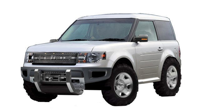 These Are The 2015 Ford Broncos Jalopnik Readers Want