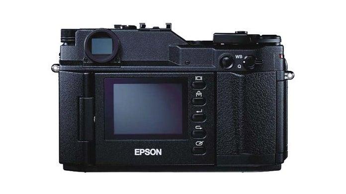 La primera sin espejo de la cámara era una joya Hecho por Epson. Sip. Epson.