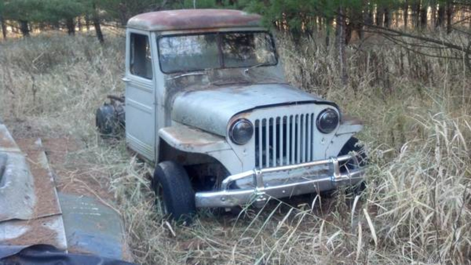 Willys Pickup For Sale Craigslist Autos Weblog