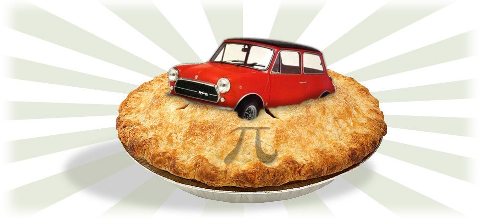Pi Day Cars, Ranked