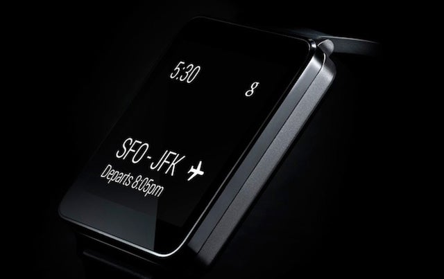 LG's G Watch Will Be One of the First Android-Wear-Powered Wristables