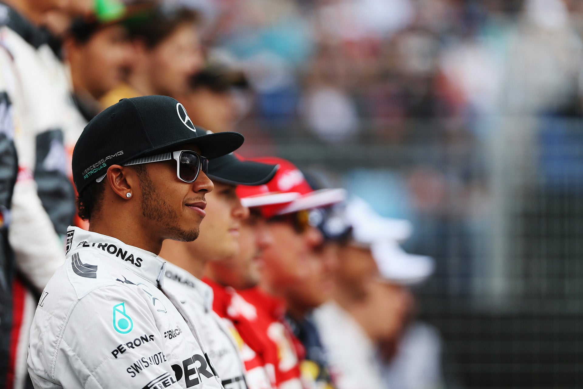 The F1 Australian Grand Prix In Pictures