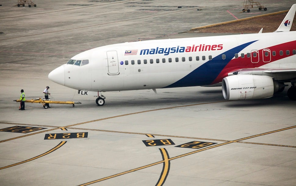 Mh 370 Malaysia Airlines Missing - Magazine cover
