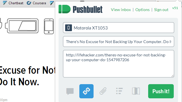 How to Use Pushbullet to Get Notified of Anything on Any Device