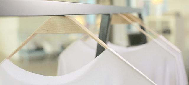 These Sleek Hangers Swap Hooks for Magnets