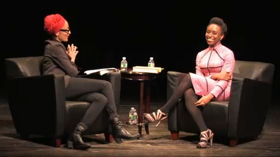 Zadie Smith Interviewed Beyoncé's Favorite Feminist