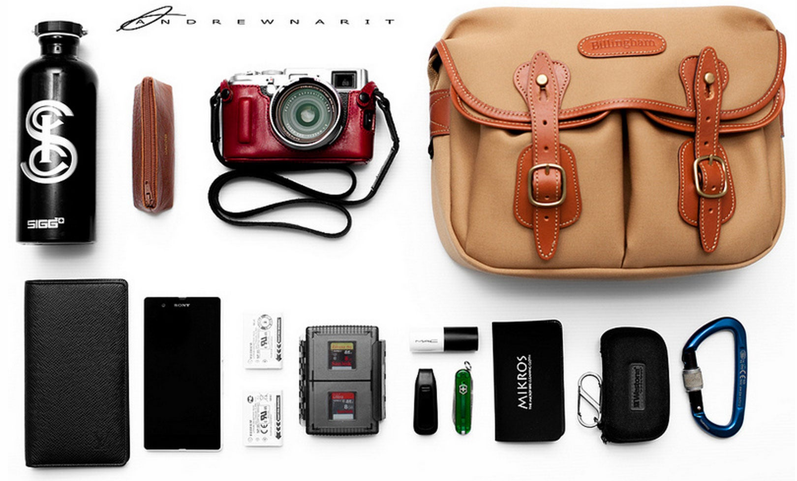 The Classy Camera Bag