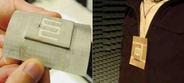 You Can Wear This Fabric Wi-Fi Antenna