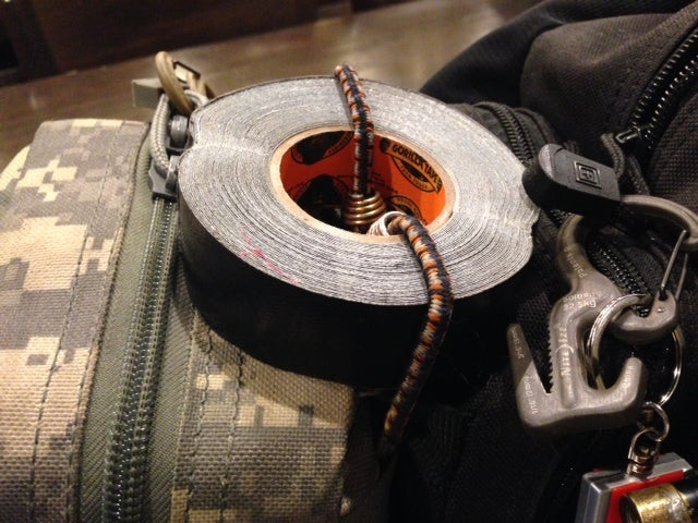 What's in your bug out bag?
