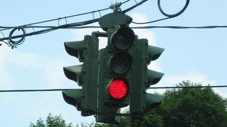 The Story Behind Syracuse's Upside-Down Traffic Light