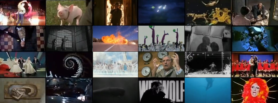 1001 movies you must watch before you die in one 10-minute video