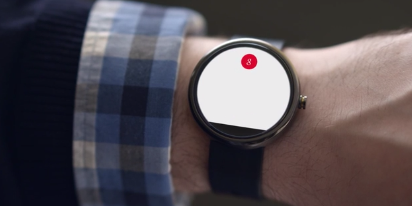 Android Wear Is Just a Google Now Watch (And That's Great)