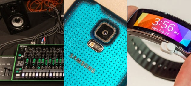 Now Available: Roland Synths, Samsung Galaxy S5 & Smartwatch Preorder