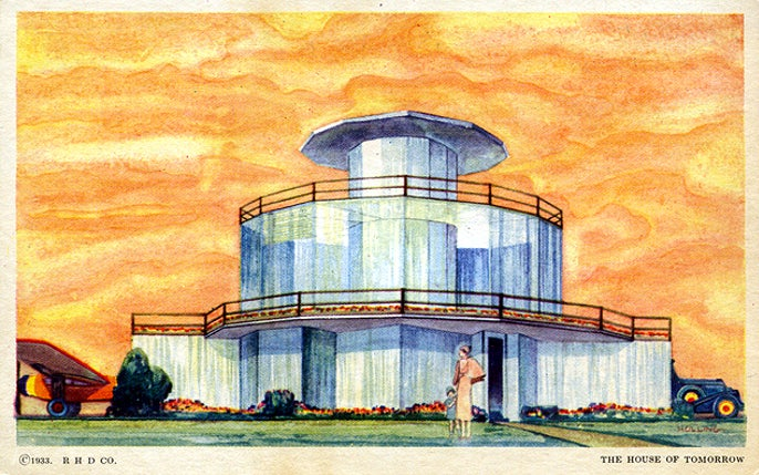 The House of Tomorrow (1933)
