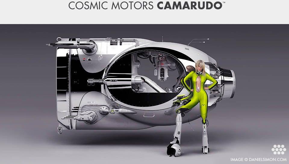 Los increíbles vehículos del futuro a los que querrás subirte Ykqueqnzbwr7skmfnhvf