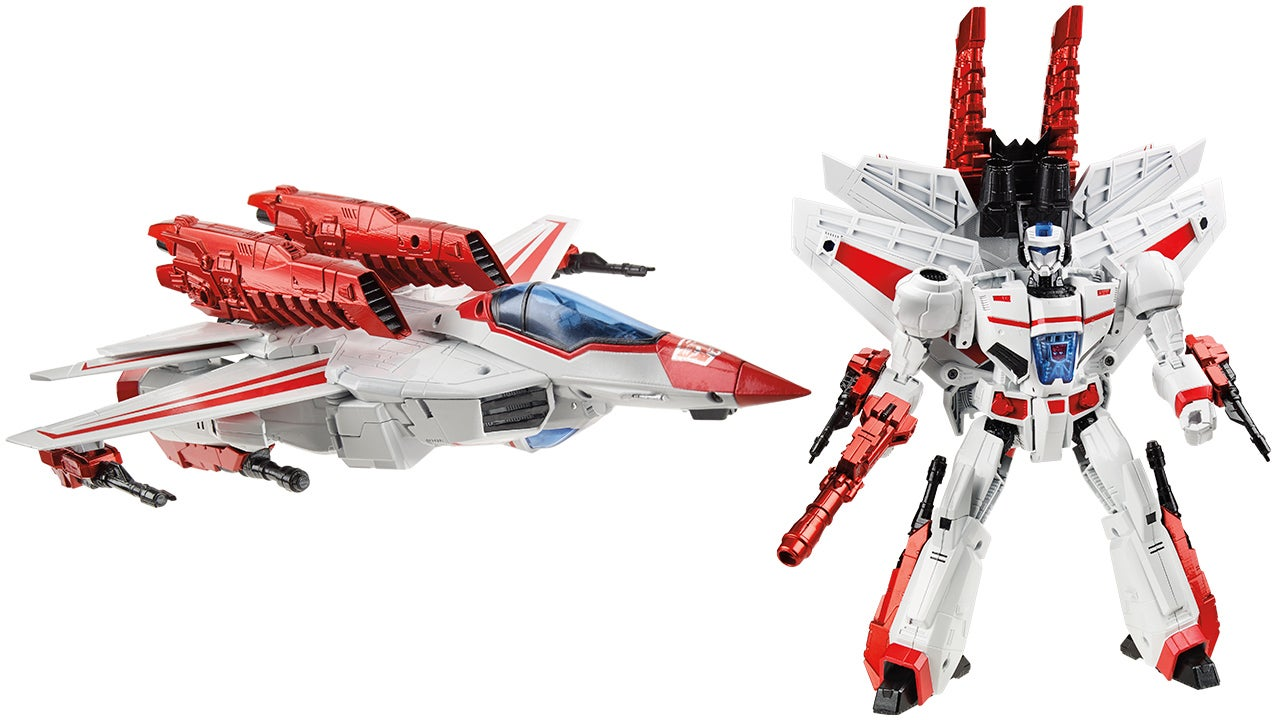Jetfire, One Of The Best Transformers Toys From The 1980s, Is Back