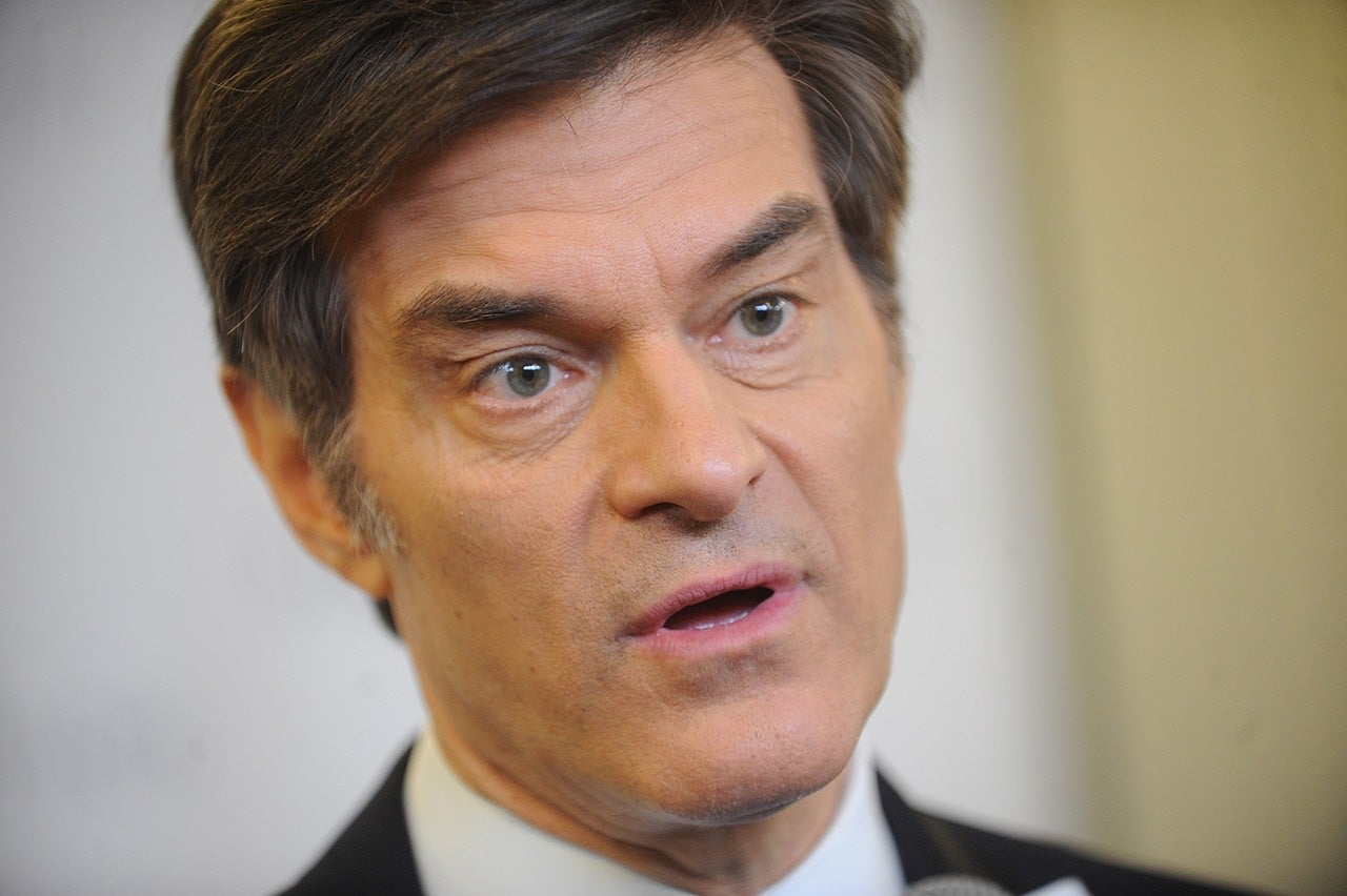 Dr Oz's Defence Against Critics: My Show 'Isn't A Medical Show