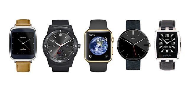 How The Apple Watch Compares To Its Biggest Competition