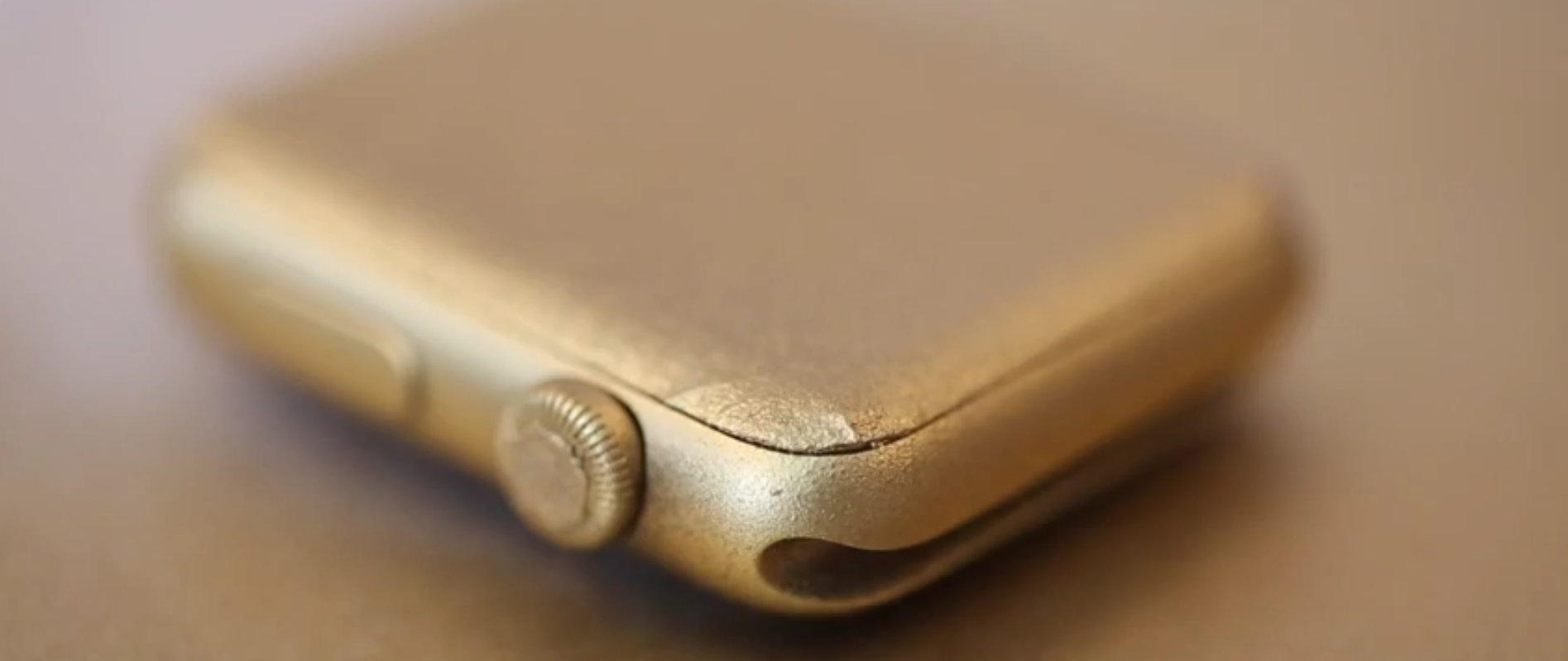 Here's How To Turn Your Apple Watch Gold