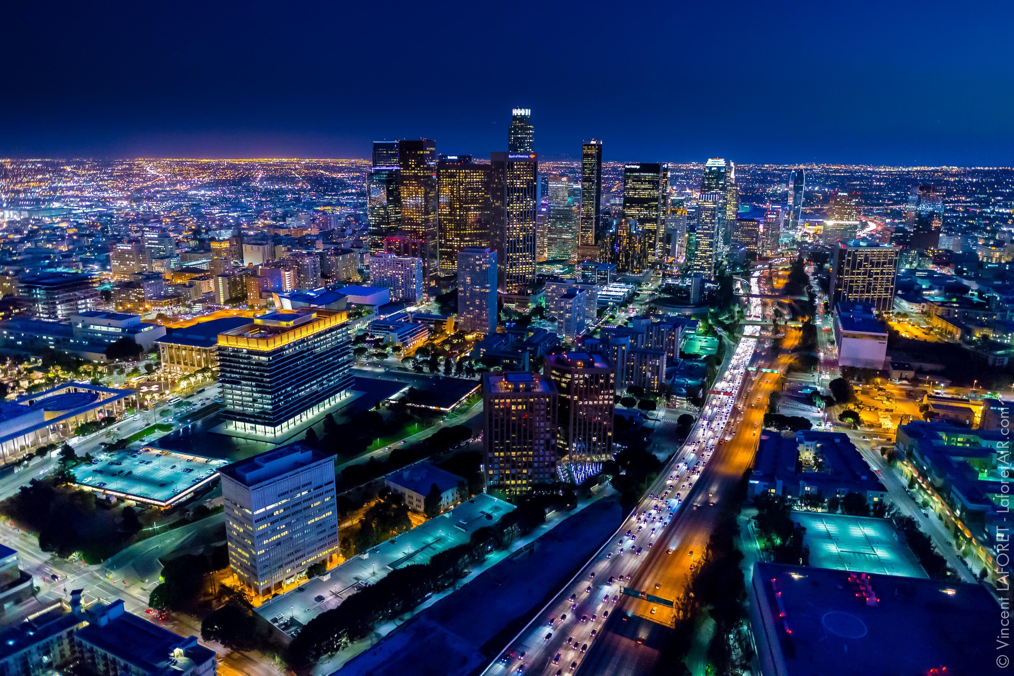 Spectacular Aerial Photos Of Los Angeles Shows It Like You've Never Seen It