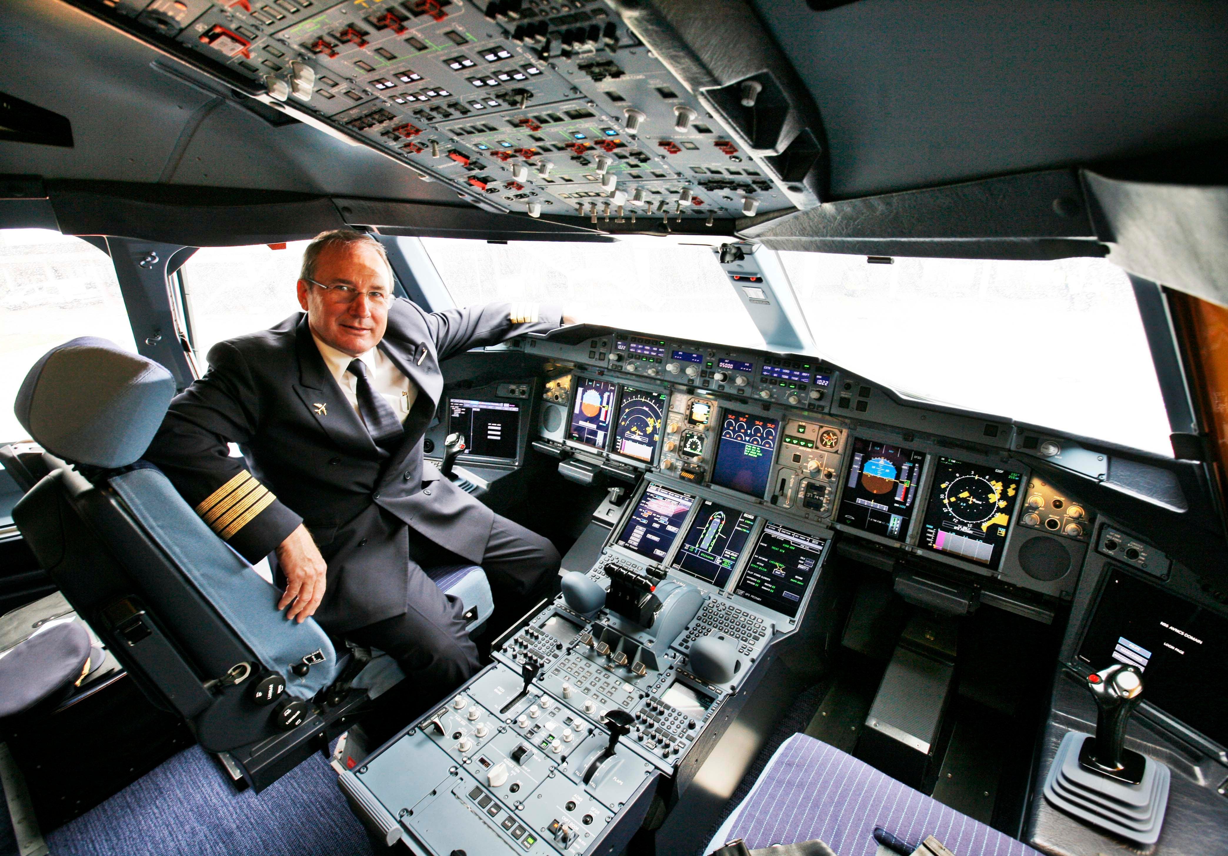 How IKEA Could Change Jet Cockpit Design
