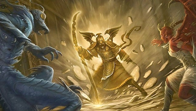 The 13 Strangest Deities in Dungeons & Dragons