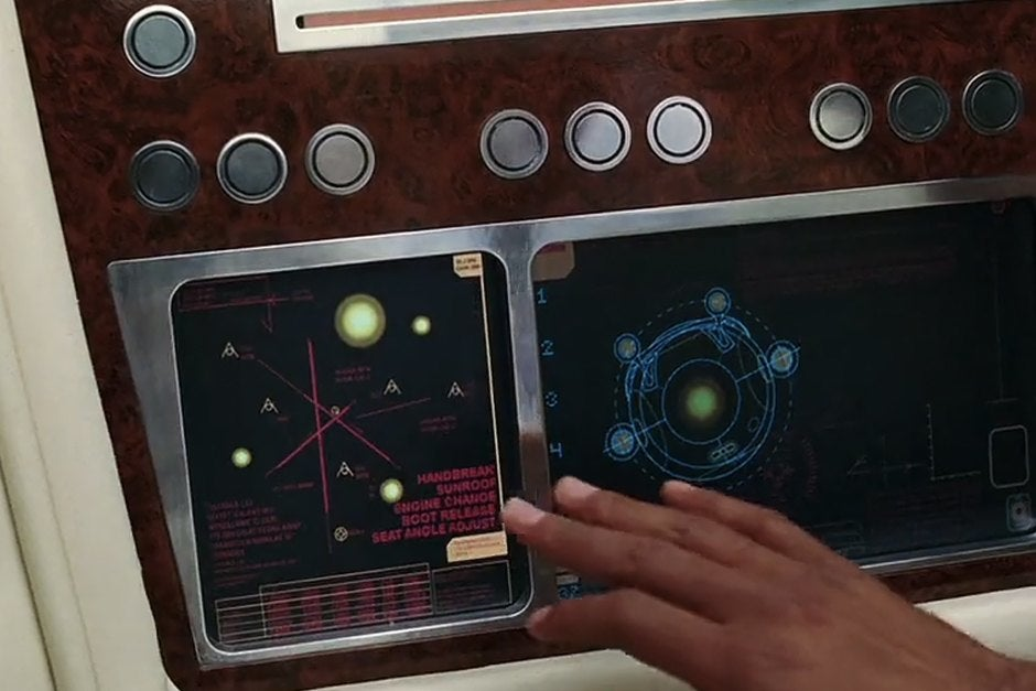 Sci Fi Control Levers : The ultimate guide to analogue control panels in sci fi