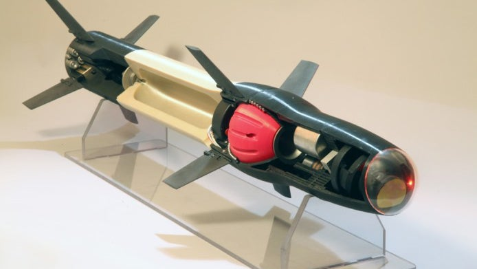Add Missiles To the List of Weapons You Can (Sorta) 3-D Print