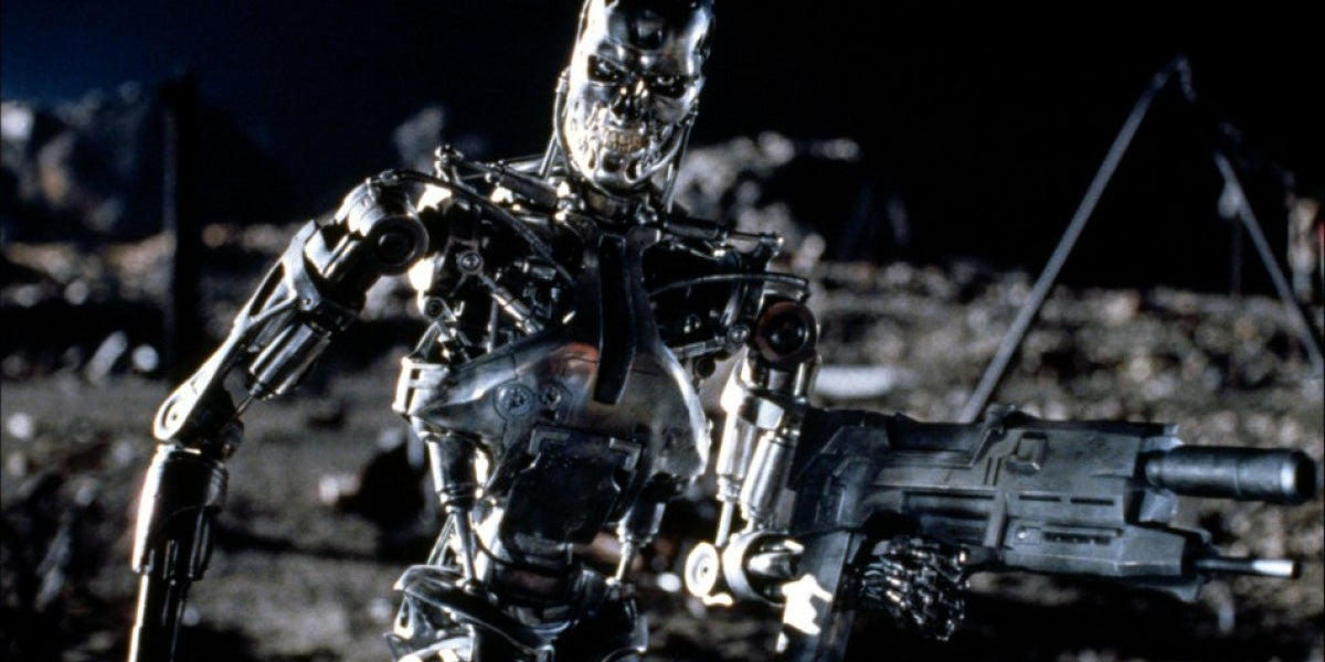 Why We Should Welcome 'Killer Robots' — Not Ban Them