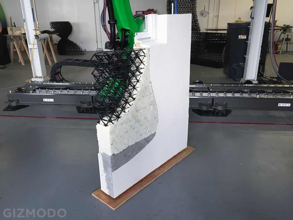 The World 39 S Biggest Free Form 3d Printer Is Being Used To