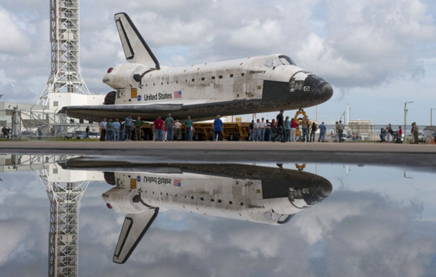 end of space shuttle program -#main