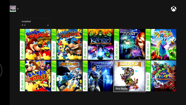 Xbox 360 T Games : It looks like all these xbox games will soon run on