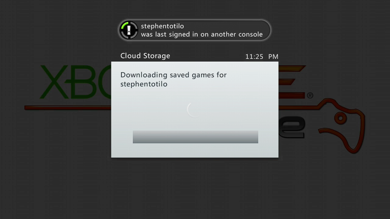 how to transfer game saves to xbox live cloud