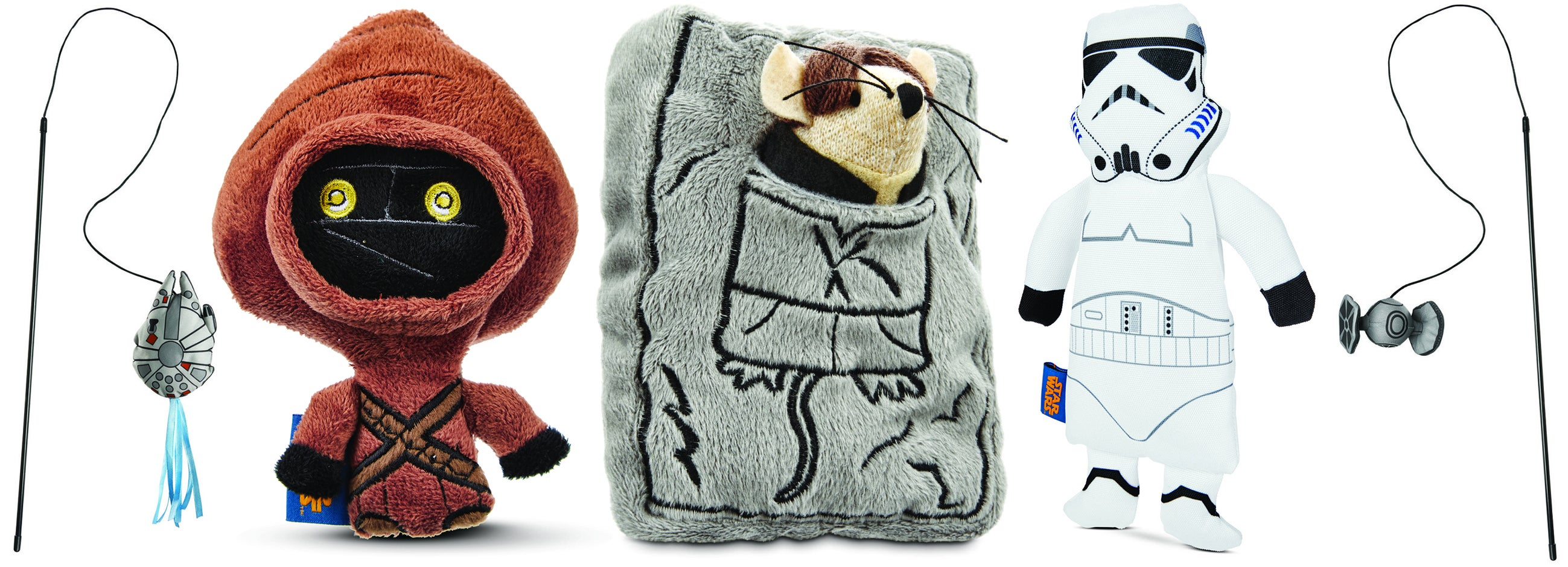 You'll Want These Star Wars Dog and Cat Toys More Than Your Pets Do