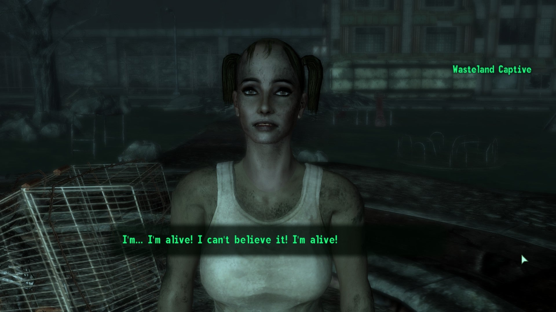 Fallout 3 nadine porn sex galleries
