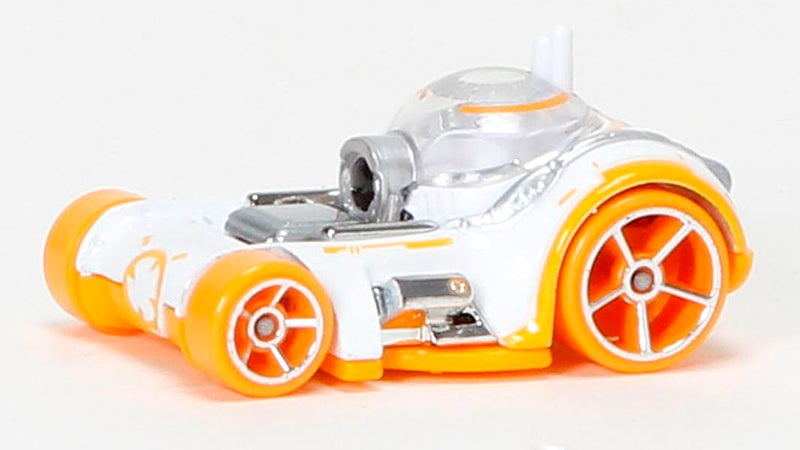 Kylo Ren's Hot Wheels Car Is Cooler Than his Spaceship