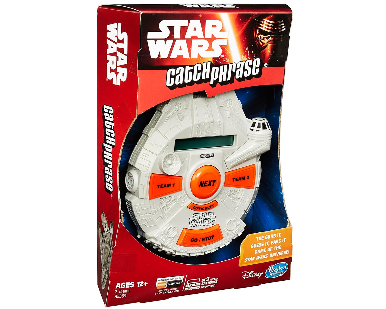 Catch Phrase Is Slightly Easier When Every Clue Is Star Wars Related