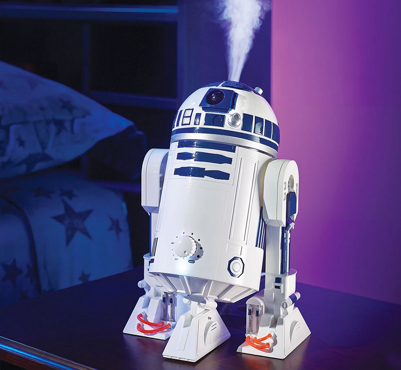 Is Either Really Angry Or An Adorable Humidifier Gizmodo Australia #2B2D71