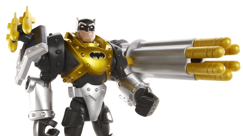 The 16 Most Impractical and Ridiculous Batman Action Figures
