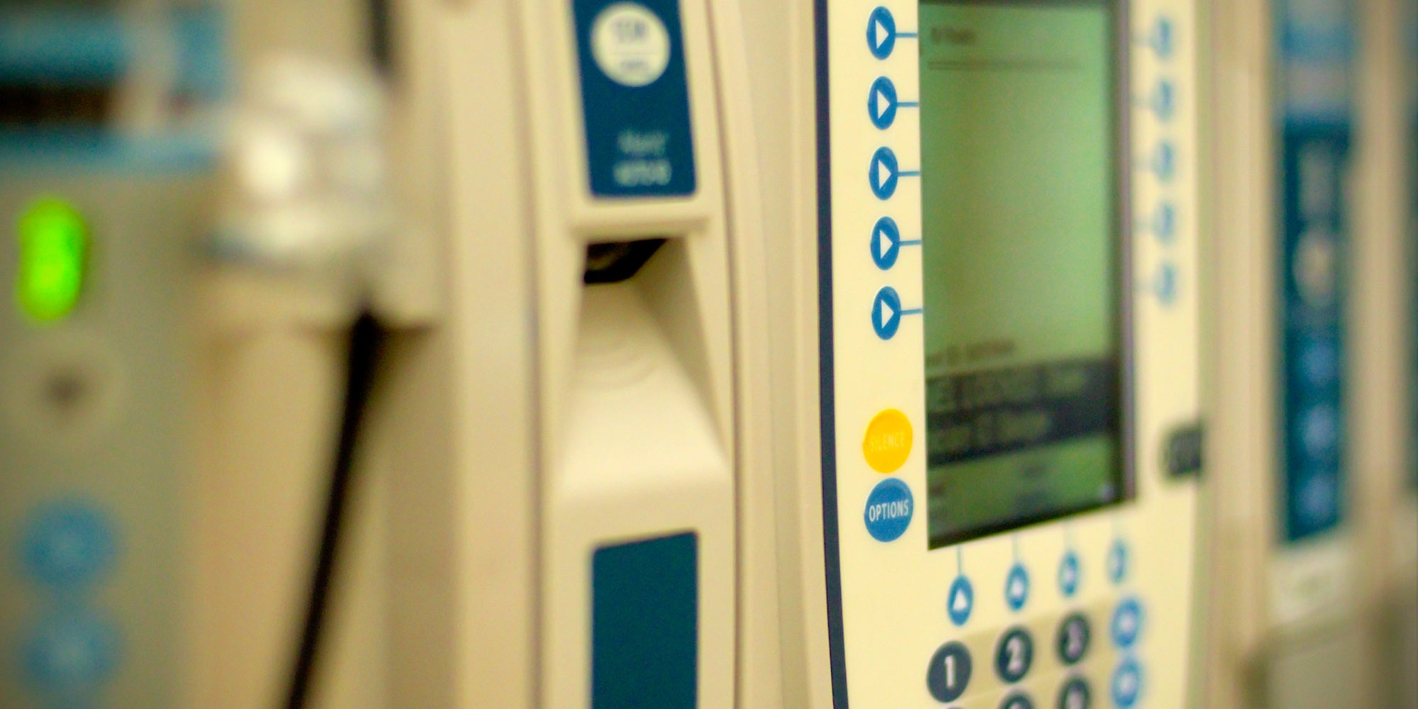 Thousands Of Medical Devices Are Open To Hacking Over The Internet
