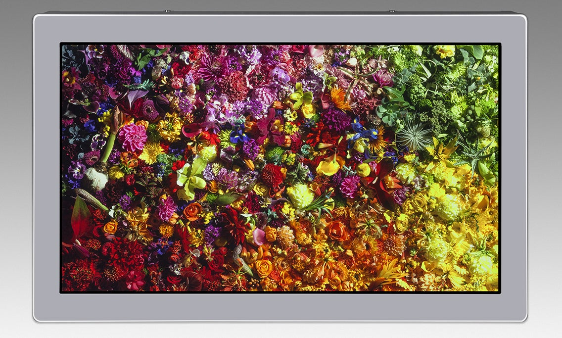 This Crazy Screen Squeezes An 8K Display Into A 17-Inch Panel