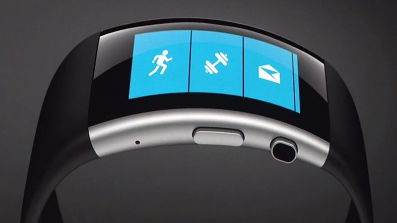 The New Microsoft Band Gets Smarter Guts and a Curved Display