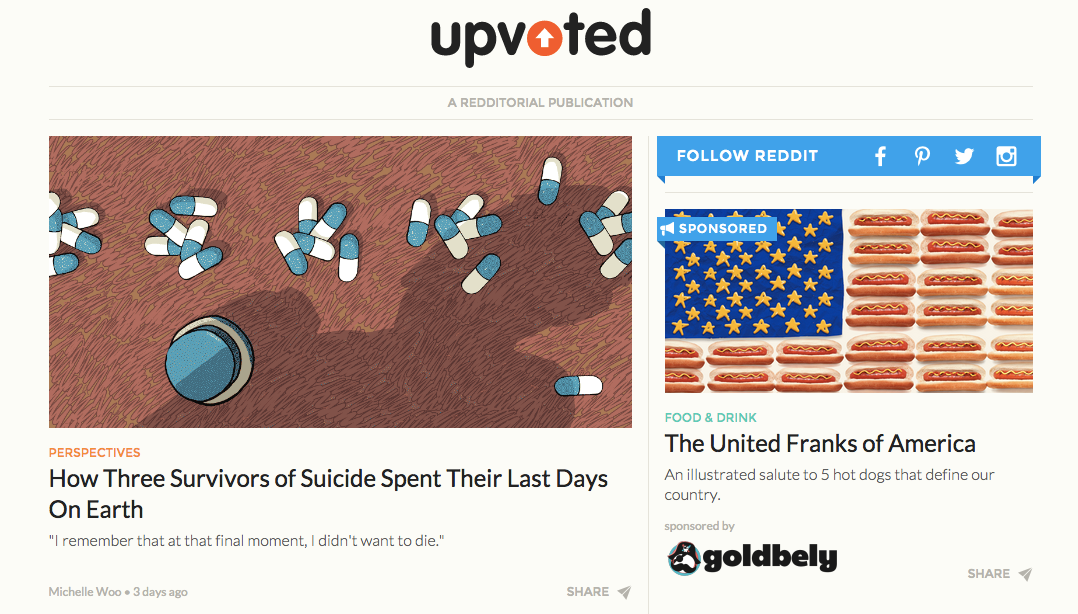 Reddit's New Site Cuts Out Comments And The Heart Of Reddit