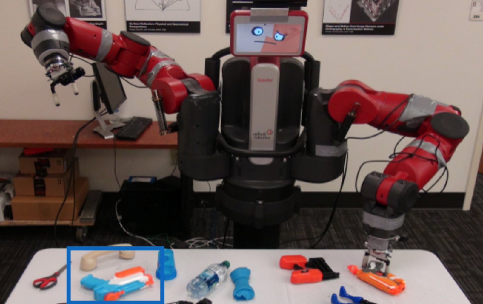 It Took This Robot10 Days To Learn How To Grasp Objects From Scratch