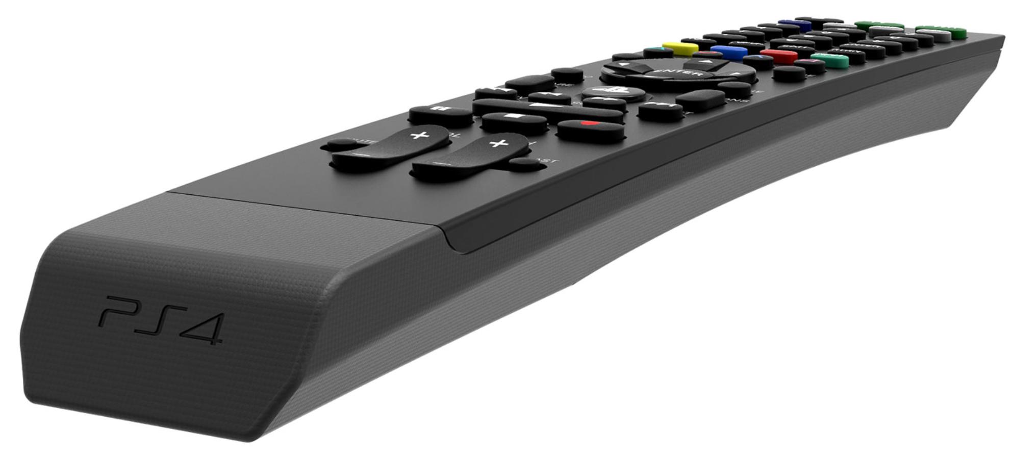 A New PS4 Remote Makes The Playstation A Halfway Decent Set-Top Box