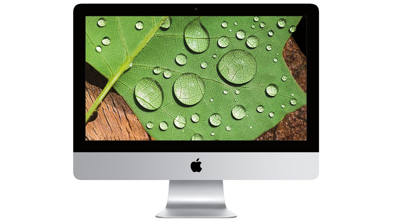 Apple Upgrades Its 21.5-inch iMac With a More Colourful 4K Display