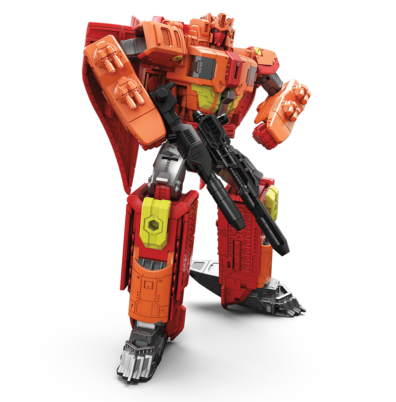 Hasbro Train Set : Hasbro s new sentinel prime toy turns into a goddamn space