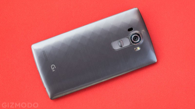 The LG G4 Will Be The First Non-Nexus Phone To Get Android Marshmallow
